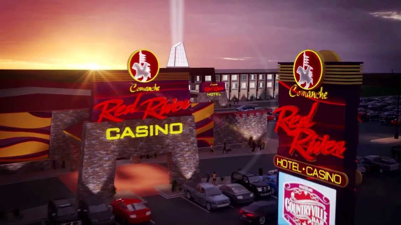 Comanche redriver casino ball tickets gambling