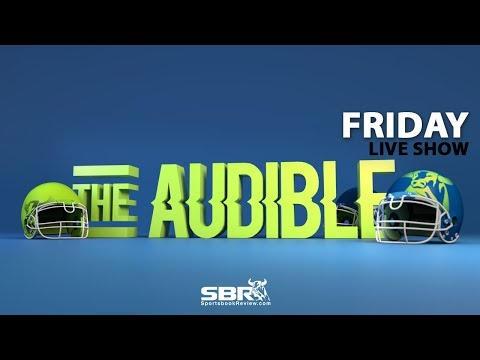 Football Betting Daily: The Audible | Previewing NFL Wild Card Weekend | Friday, January 4