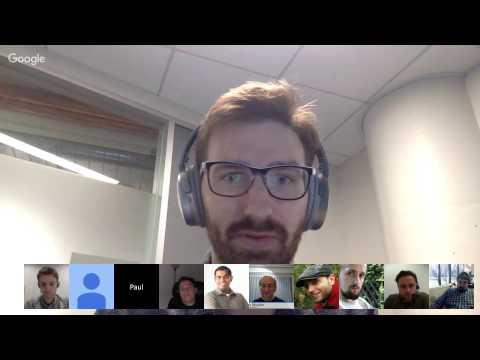 English Google AMP & PWA office-hours with Paul Bakaus