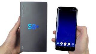 Samsung Galaxy S8 из США. iPhone 7 НЕ СРАВНИТСЯ С Galaxy S8 и Galaxy S8 Plus