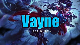 How to get S Grade with Vayne