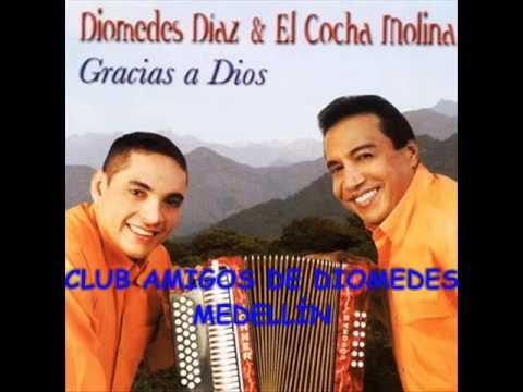 01 RECORDANDOTE - DIOMEDES DÍAZ & EL COCHA MOLINA (2002 GRRACIAS A DIOS)