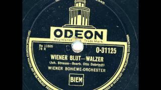 Wiener Bohème Orchester - Wiener Blut