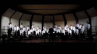 Cantate Domino - CCHS Statesmen 2015-10-01