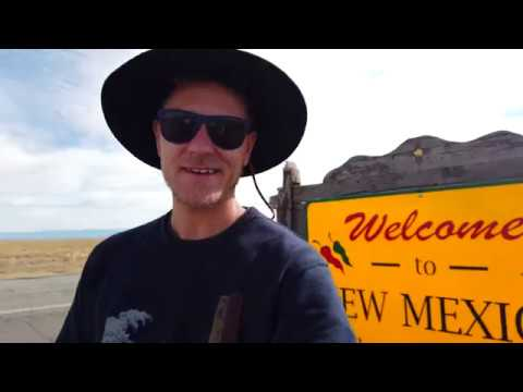 video: new mexico road trip