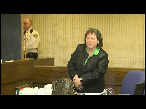 Raw video: Manchester man arraigned on murder charges