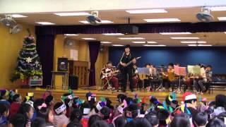 福榮街官立小學12-13年度 - 聖誕聯歡會