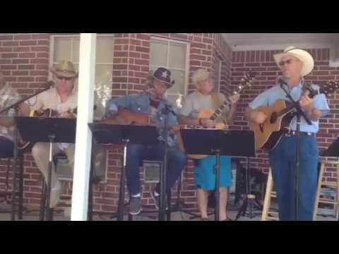 Gospel Cowboy in Texas.