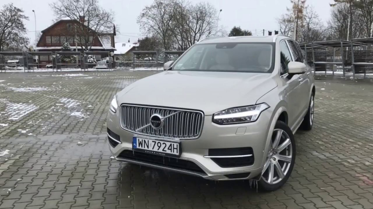 Volvo Xc90 T8 Twin Engine Awd Excellence Exterior And Interior Presentation