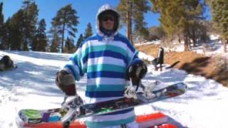 Transworld Snowboarding 20 Tricks Volume 2 Chris Bradshaw