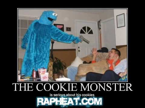 Cookiemonster Gangsta Rap - YouTube