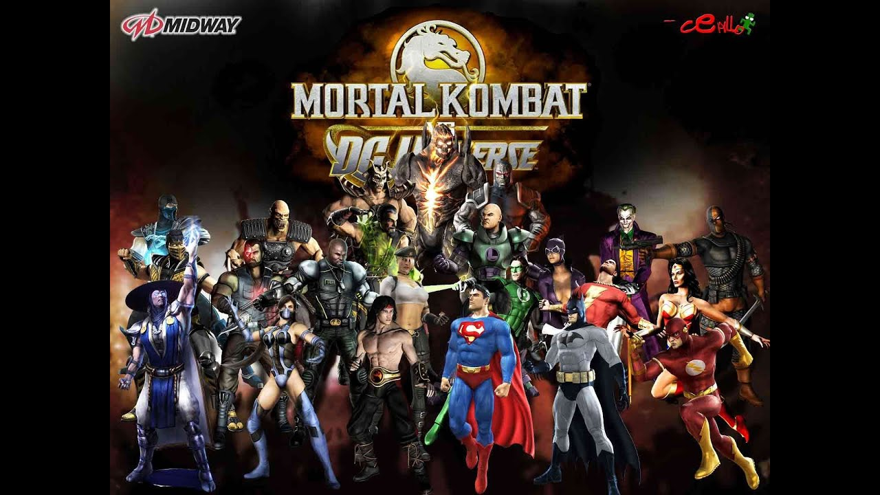 mortal kombat vs dc universe free download for android