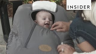 Protect Your Baby from Harsh Weather with a Cozy Carrier thumbnail
