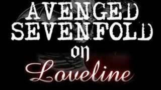 "Funniest Moment from Avenged Sevenfold on ""Loveline"""