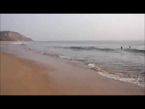 Dernier bain de l'année à Popenguine (Sénégal), 30 12 2017