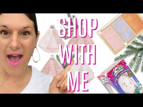 *LIVE* WALMART SHOP WITH ME   LAST MINUTE CHRISTMAS GIFTS