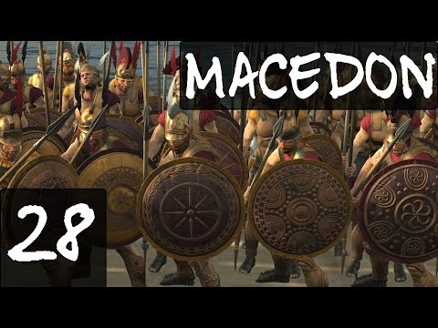 Total War Rome 2 : Emperor Edition : Macedon 28