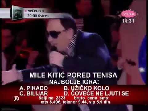Mile Kitic - Bomba - (Grand Show) - (Tv Pink 2012)