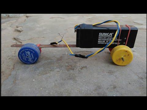 homemade toy car  कार कैसे बनाये