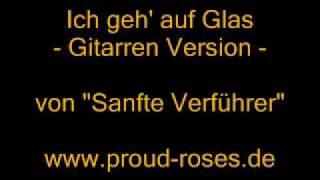 Rosenstolz - Ich geh auf Glas - Gitarren Version - 1992