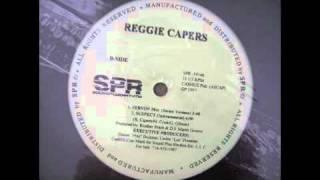 Reggie Capers - Servin