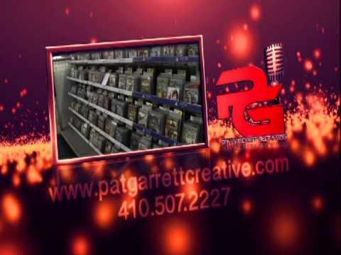 Pat Garrett 2013-2014 TV Promo Voice Demo