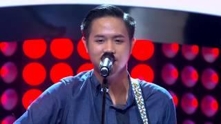 The Voice Thailand - ฟาร์ม ปณิธาน - สีเทา - 7 Sep 2014