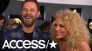 Little Big Town's Kimberly Schlapman One-Upped Jennifer Aniston With Her Dolly Parton Love | Access Video