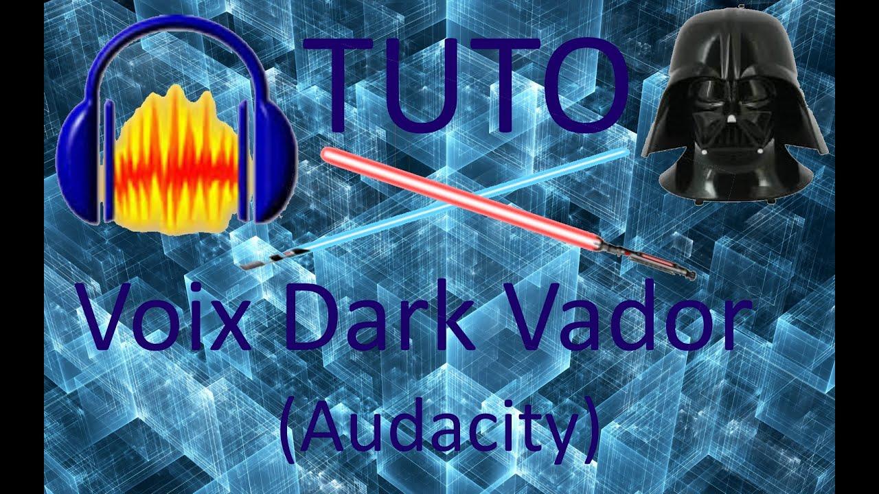 modulateur de voix dark vador