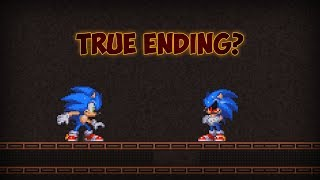 The True Ending?!?! | Sonic.EXE: Blood Scream (Chapter 4 #2)