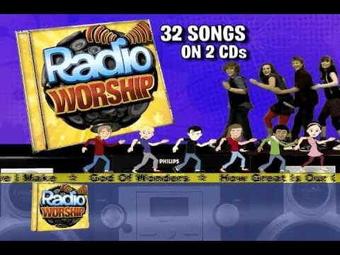 Radio Worship Ad - As Seen On Nickelodeon