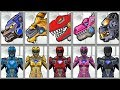 Power Rangers + Dino Robot Corps - Full Game Play 1080 HD
