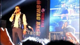 Mika singh in Bangalore ubcity YAMAHA show