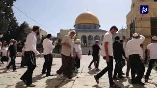 الأردن يحذر من التبعات الخطيرة لممارسات الاحتلال (2-6-2019)