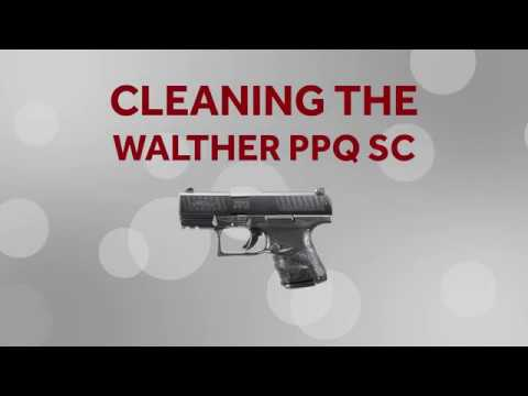 Cleaning the Walther PPQ SC - Bill's Gun Shop & Range