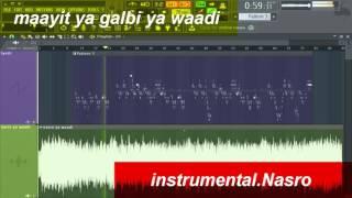 cheb nasro ya waadi instrumental
