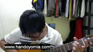 离开我 Li Kai Wo - 陶晶莹 Tao Jing Ying - Fingerstyle Guitar Solo