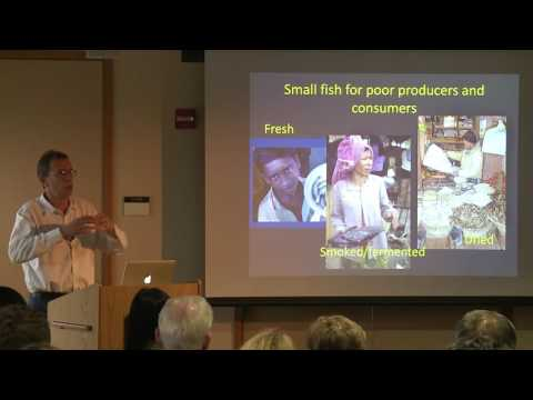 David Little, Aquaculture, Food Security and the Marine Environment