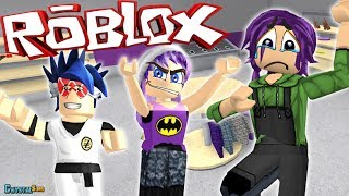 IT HITS YOUR BOSS AND THE TREACHE RETAIL TYCOON ROBLOX CRYSTALSIMS
