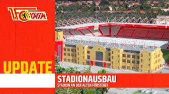 Stadion An der Alten Försterei - Ein Blick in die Zukunft