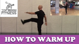 How to Warm Up Properly Before a Workout | Move Better - Prevent Injury