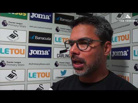 WATCH: David Wagner reflects on Swansea City defeat