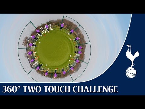 360° Two Touch FT Son, Davies, Wimmer & Glover !