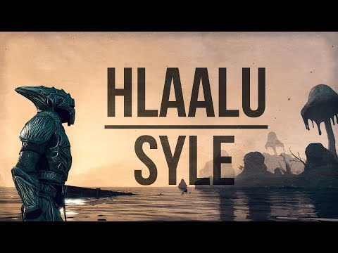 ESO Hlaalu Motif - Armor & Weapon Showcase of the Hlaalu Style in The Elder Scrolls Online