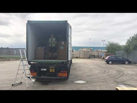 EquipMySchool.com 20' Container Load for International School, Brunei
