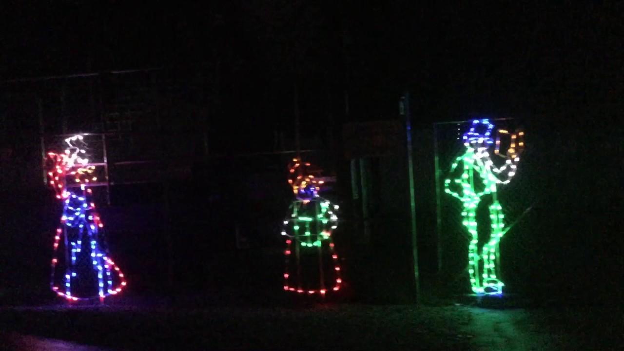 Gift of Lights NH Motor Speedway London
