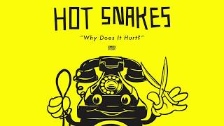 Watch Hot Snakes Why Does It Hurt video