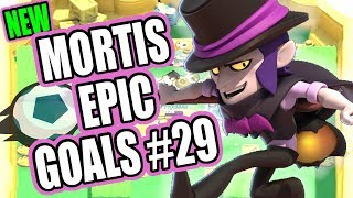 Mortis Epic Goals 29 Yde Brawl Stars