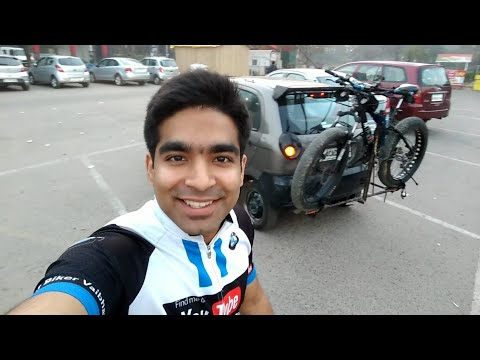 Earth hour ride | Fat Biker Vaibhav