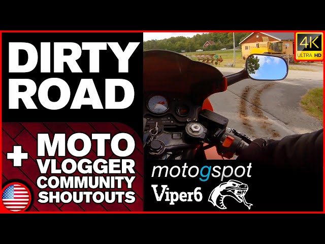 Summer Almost Over, Sh*t On The Road & A Couple Of Shoutouts | English Moto Vlog September 2020
